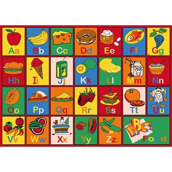 Shop Sintechno SA-FOOD57 Polypropylene Kids' ABC Food Area