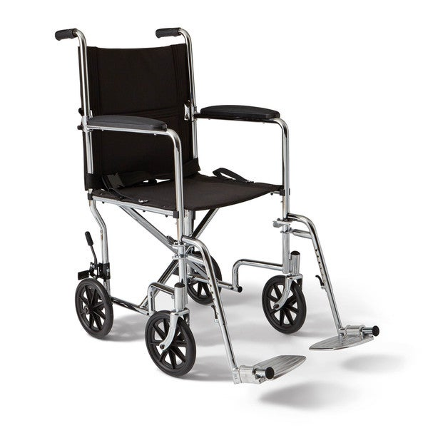 Medline Lightweight Transport Chair