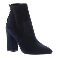 Women's Kenneth Cole New York Gracelyn Bootie Navy Suede