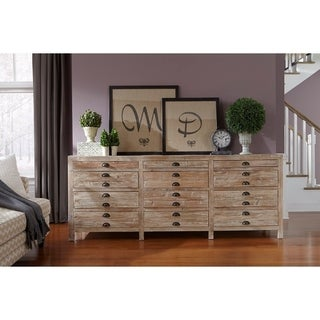 Blondell Reclaimed Elm Large Apothecary Chest