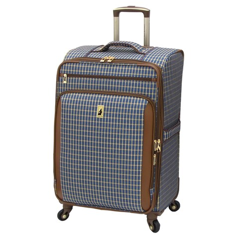 "London Fog Kensington 25"" Expandable Spinner"
