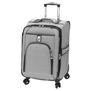 "London Fog Cambridge 21"" Expandable Spinner Carry-On"