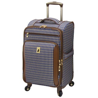 "London Fog Kensington 21"" Expandable Spinner Carry-On (2 options available)"