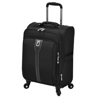 "London Fog Knightsbridge 20"" Expandable Spinner Carry-On"