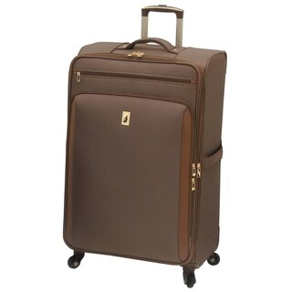 London Fog Kensington 29-inch Expandable Spinner Upright Suitcase