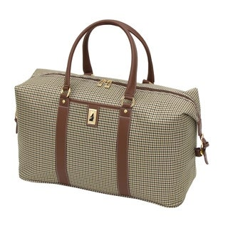 "London Fog Cambridge 22"" Weekender"