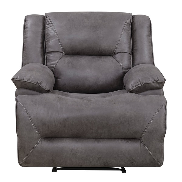 Wondrous Shop Dylan Rocker Recliner With Memory Foam Seat Topper Gmtry Best Dining Table And Chair Ideas Images Gmtryco