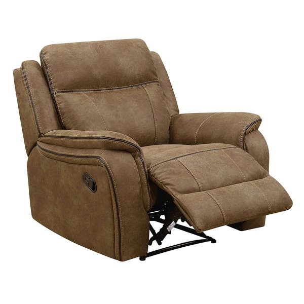 Miraculous Shop Morrisofa Hudson Rocker Recliner With Memory Foam Seat Gmtry Best Dining Table And Chair Ideas Images Gmtryco