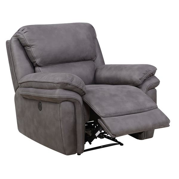 Prime Shop Henry Power Recliner With Memory Foam Seat Topper And Ncnpc Chair Design For Home Ncnpcorg
