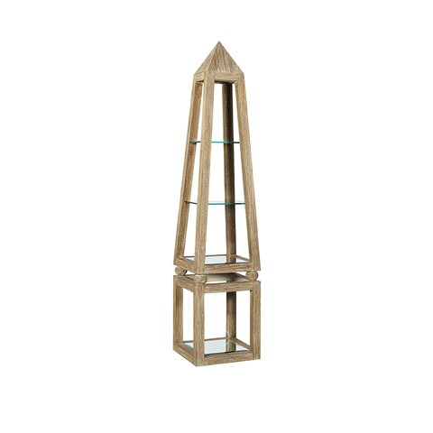 Ptolemy Wooden Etagere Shelving