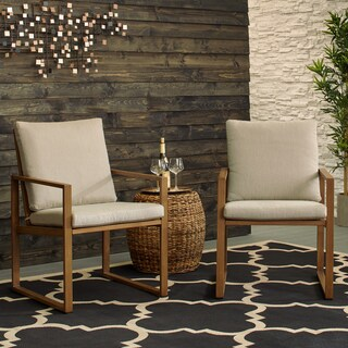 Clay Alder Home Blue Water Dining Chairs (Set of 2)