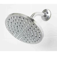 "Rainfall Showerhead (8"" diameter)"