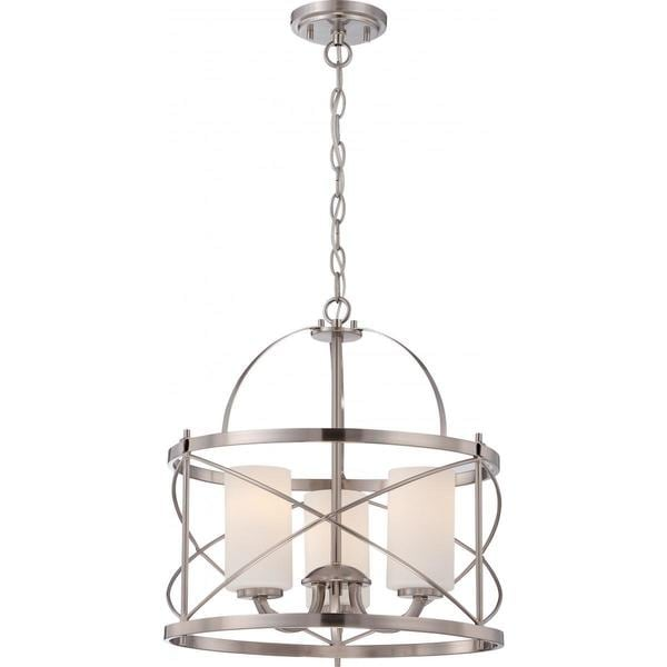 Nuvo Lighting Ginger 3-light Pendant