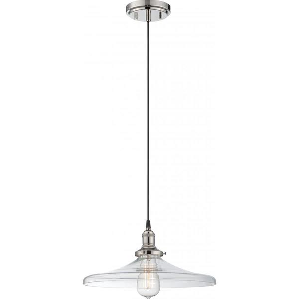 Nuvo Lighting 1-light Vintage Pendant