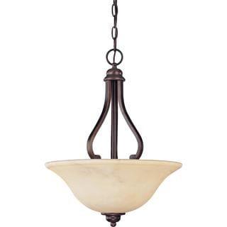 Nuvo Lighting Anastasia 20-inch 3-light Pendant