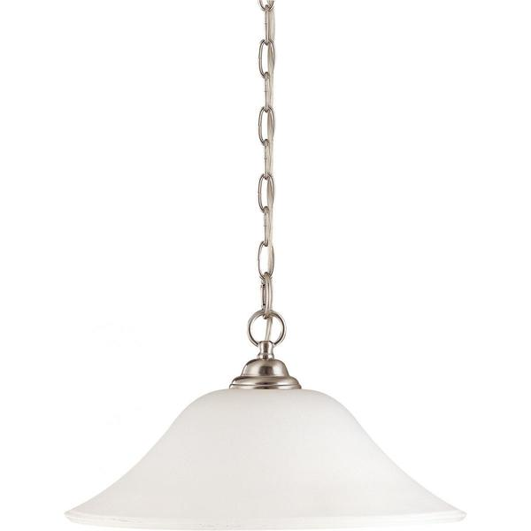 Nuvo Lighting Dupont Glass 1-light Hanging Dome