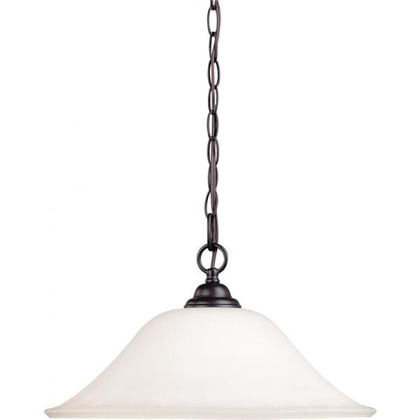 Dupont 1 Light Hanging Dome