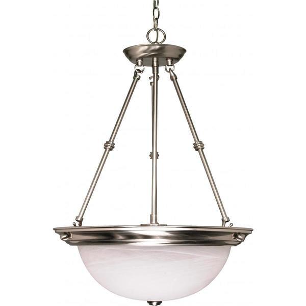 Nuvo Lighting 20-inch 3-light Pendant