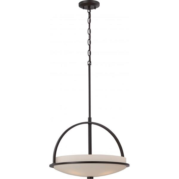 Nuvo Lighting Neval 3-light Pendant