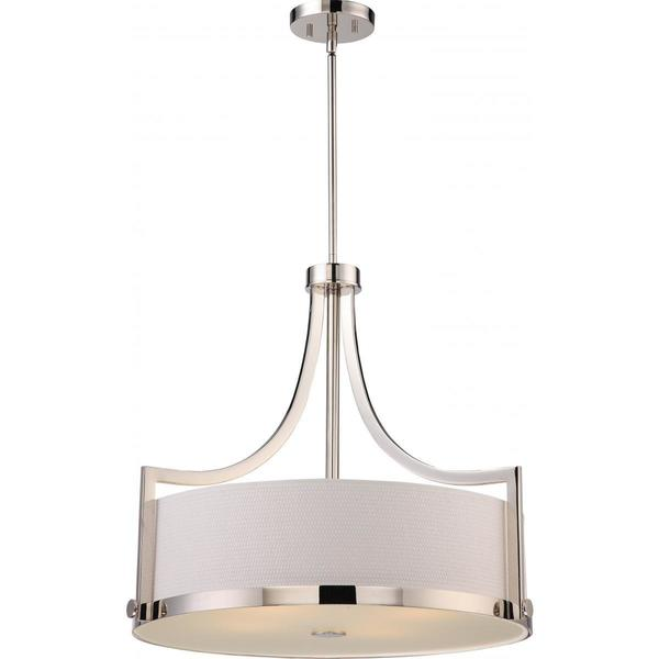 Nuvo Lighting Meadow 4-light Pendant
