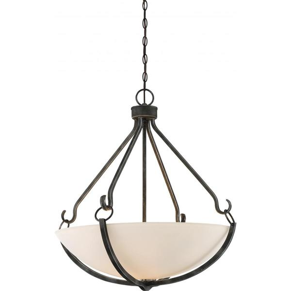 Nuvo Lighting Sherwood 4-Light Pendant