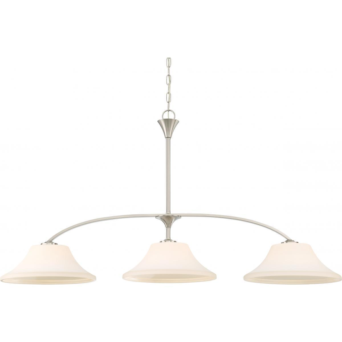 Nuvo Lighting Fawn Brushed Nickel