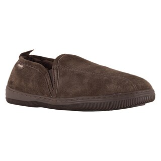 Lamo Men's Romeo Chocolate Slipper