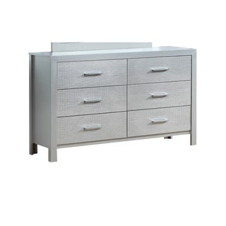 LYKE Home Alma Six Drawer Dresser