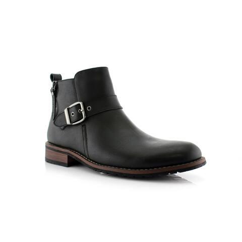 Ferro Aldo Dalton MFA606322 Men's Ankle Boots For Everyday Wear