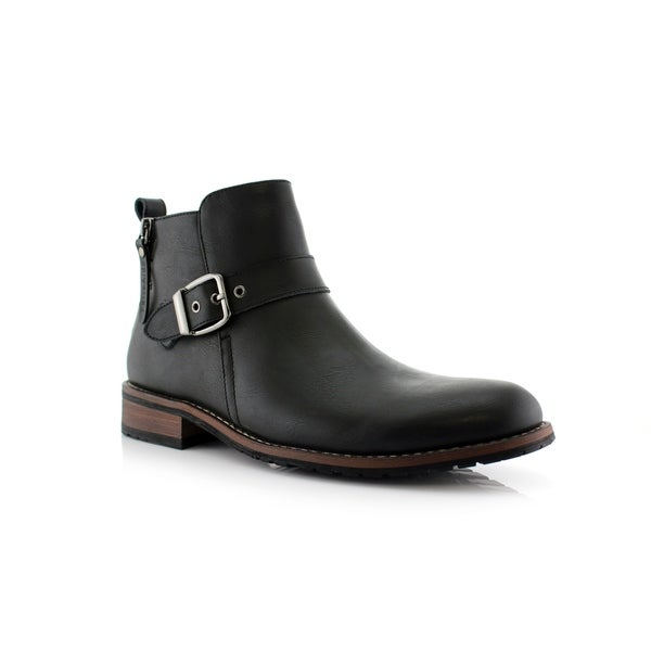 2983b4b965 Shop Ferro Aldo Dalton MFA606322 Men's Ankle Boots For Everyday Wear ...