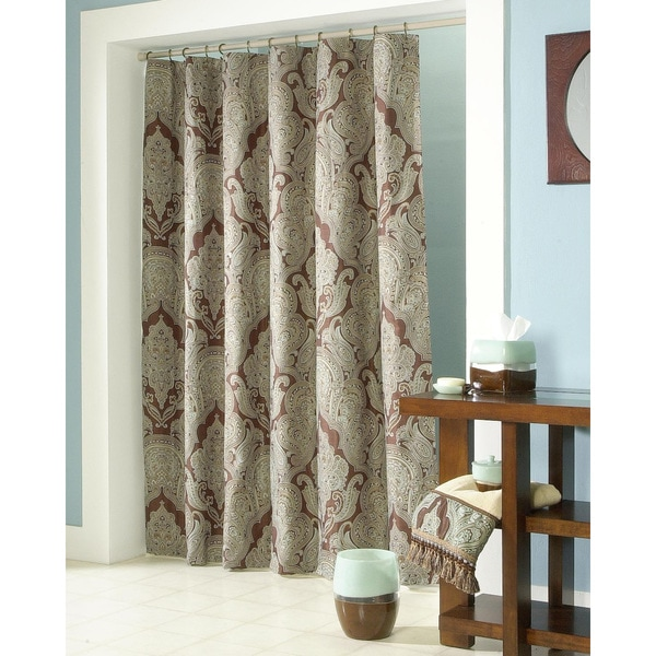 Croscill Royalton 70 X 72 Inch Shower Curtain