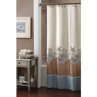 Shells Ashore Shower Curtain 70 X
