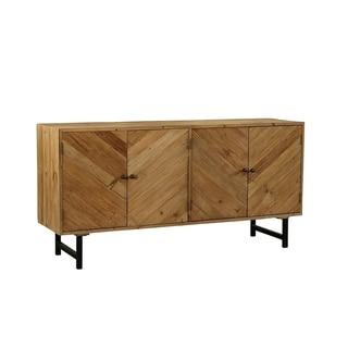 Common Home Boaz Pine/Iron Sideboard