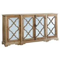 Dashiell Sideboard with Quatrefoil Doors