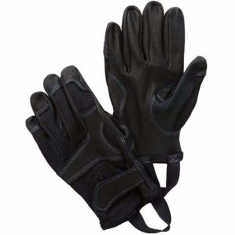 Outdoor Research Men's Suppressor Gloves Black 2XL, XX-Large