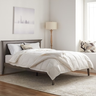 European Heritage Three in OneDetachable White Goose Down Comforter