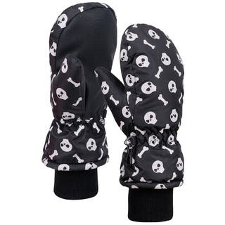 Andorra Kids Weatherproof Thinsulate Winter Mittens, Long Snow Cuff|https://ak1.ostkcdn.com/images/products/17628410/P23843103.jpg?impolicy=medium