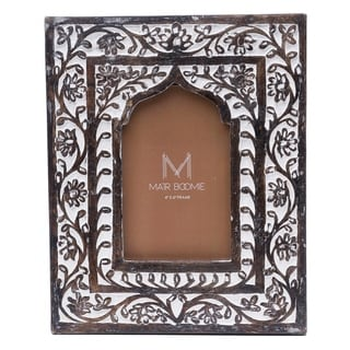Handcrafted Vasant Window Frame (India)