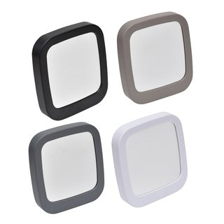 Evideco Make Up Self Standing Vanity Square Mirror Bathroom Countertop (3 options available)