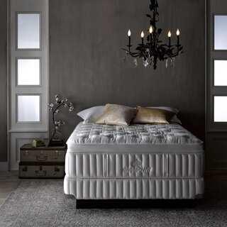 Shop Beautyrest Black Katarina Luxury Firm Pillow Top King