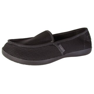 Crocs Womens Melbourne Rx Slip On Work Shoes