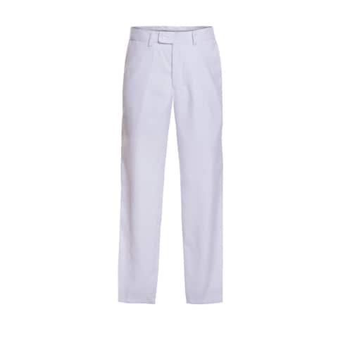Ferrecci Boys & Toddler Solid Color Hemmed Dress Pants