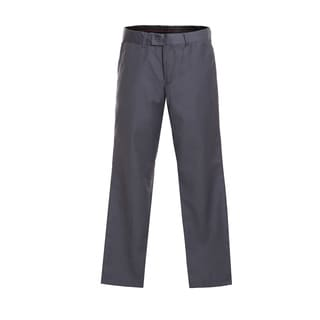 Ferrecci Boys & Toddler Solid Color Hemmed Dress Pants