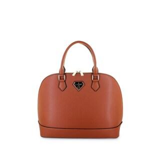 LANY Adriana Dome Satchel Handbag