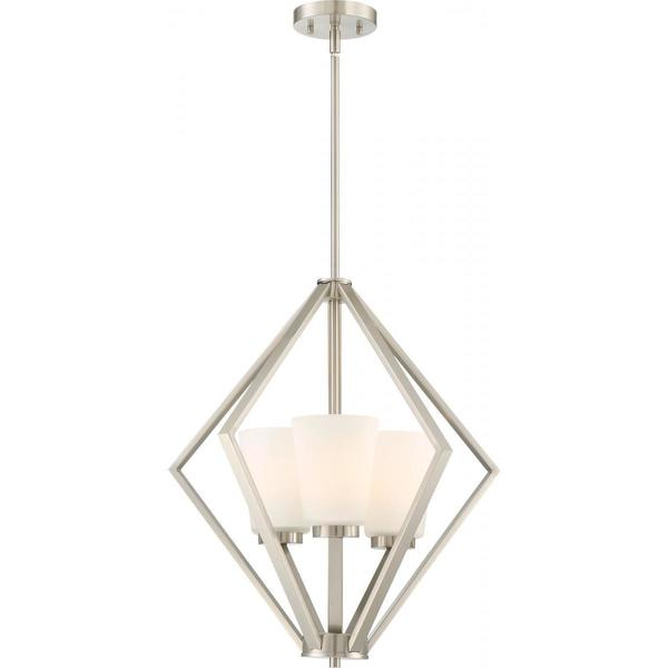 Nome 3 Light Pendant