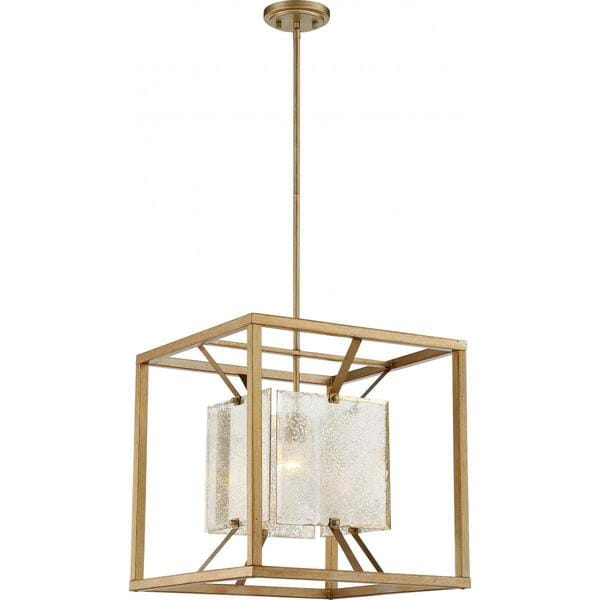 Stanza 1 Light Large Pendant