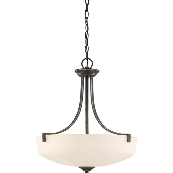 Nuvo Lighting Chester 3-light Pendant