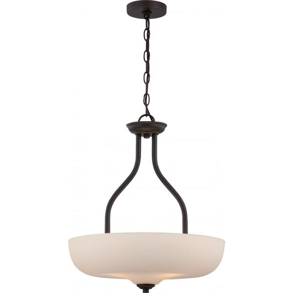 Kirk 3 Light LED Pendant