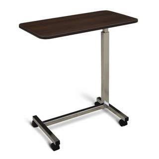 Medline Walnut Overbed Table