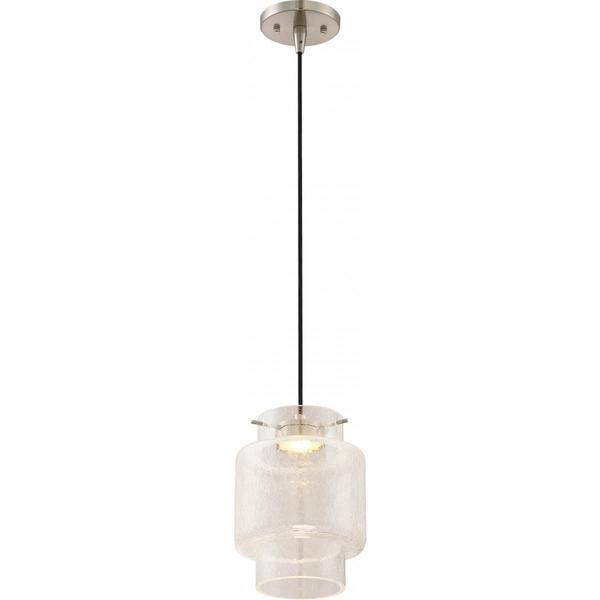 Del 1 Light LED Mini Pendant